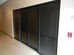 The Gallery Blackoutez Window Covers Energy Efficient